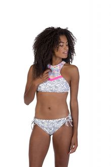 Protest high neck bikini Praire