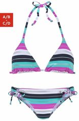 s.Oliver RED LABEL Beachwear triangelbikini met bindstrikjes opzij
