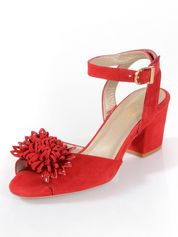 Sandaaltje Alba Moda Rood