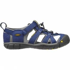Keen Seacamp II CNX Youth Sandaal Junior Marineblauw