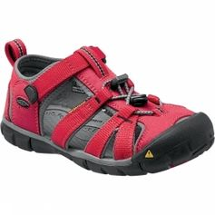 Keen Seacamp II CNX Youth Sandaal Junior Rood