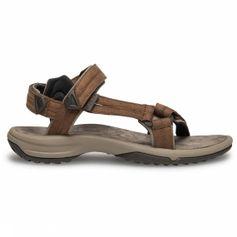 Teva Terra FI Lite Leather Sandaal Dames Bruin