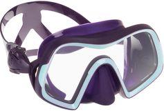 Subea Duikbril SCD 500 eendelige lens mantel