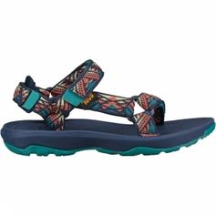 Teva Hurricane XLT Children Sandaal Junior Donkerblauw/Assortiment
