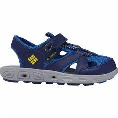 Columbia Techsun Wave Children Sandaal Junior Middenblauw/Blauw