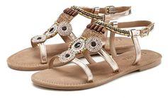 Lascana sandalen