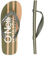 O'Neill Profile Cali Wood Sandals teenslippers groen