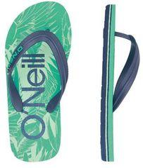 O'Neill Profile Summer Sandals teenslippers blauw/mintgroen