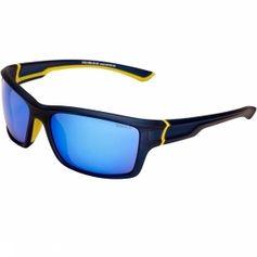 Sinner Cayo Zonnebril Middenblauw/Wit