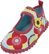 Playshoes waterschoenen blauw bloemen maat 24/25