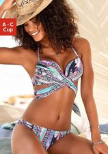 s.Oliver RED LABEL BEACHWEAR push-upbikini (2-delig)