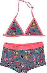 Just Beach gestreepte triangle bikini Apple Patch Stripe