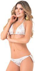 Bikini Triangle Harmony Paisley