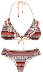 Triangle Bikini Vintage Crudo
