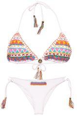 Triangle Bikini Jamaica Bordado