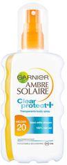 Garnier Ambre Solaire Clear Protect SPF 20 - 200 ml - zonnebrandspray