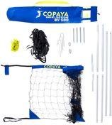 Copaya Beachvolleybalnet BV500, 6 meter breed blauw