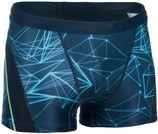 Nabaiji Zwemboxer voor heren 550 Fit All Stel blauw