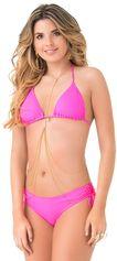 Bikini Triangle Neon Pink