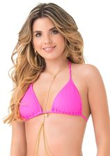 Triangle Top Neon Pink