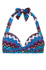 halter top Colourful waves