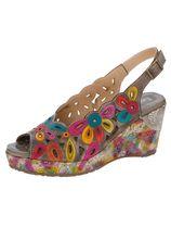 Sandaaltje Laura Vita grijs/multicolor