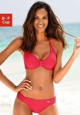 Sunseeker bikinitop met beugels Fancy van chique structuurstof