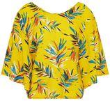 Pepe Jeans, Dames Tuniek 'IVA', geel