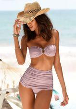 Lascana highwaist-bikinibroekje
