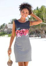 LASCANA scuba-jurk in smal model