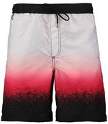 CoolCat zwemshort all-over print ombre