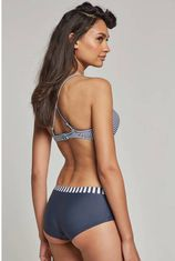 Push-up beugelbikinitop Esprit Beach met strepenprint