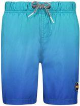 jongens zwemshort gradient blauw
