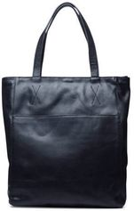Manfield leren shopper