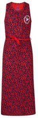 Meisjes luipaarddessin maxi jurk