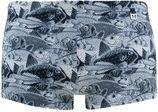 silversea zwemboxer blauw