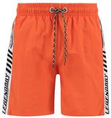 Vingino zwemshort oranje