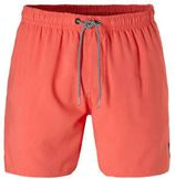 Protest zwemshort rood