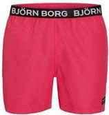 Björn Borg zwemshort rood