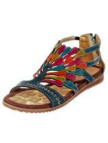 Sandaaltje Laura Vita jeans/multicolor