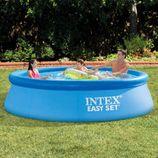 Intex Easy Set zwembad (Ø305x76 cm) met filterpomp