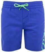 jongens cali logo short helderblauw