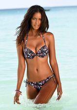 Lascana bikinibroekje Bloom met zomers design