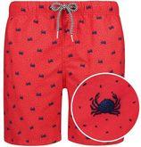 zwemshort crabby rood