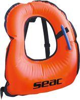 Seac |zwemvest | Snorkelvest | maat L/XL | vanaf 60 kg | Fel Oranje