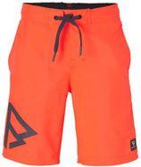 Brunotti boardshort fluor oranje