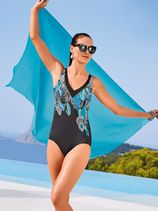 Pareo Van Sunflair turquoise