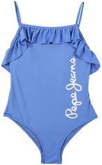 Pepe Jeans, Meisjes Badpak 'SAIGON SWIMSUIT', blauw