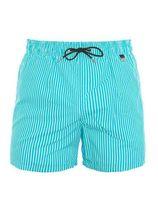 HOM Regatta Beach Boxer Blauw