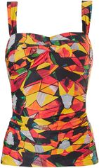 tankini top African Paint
